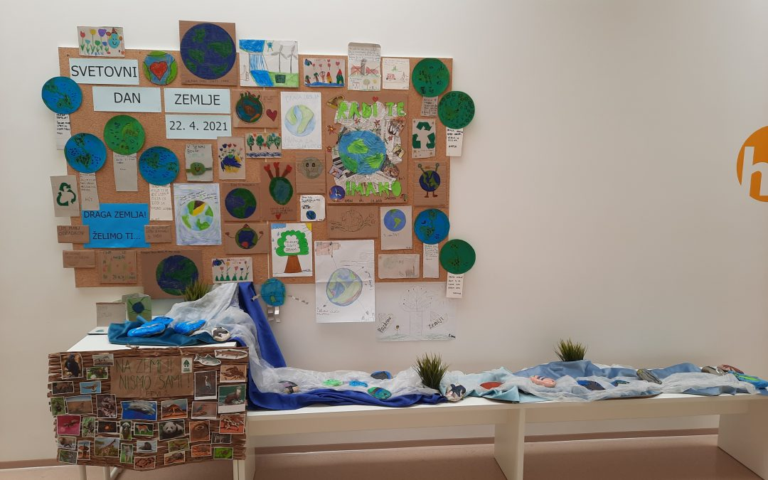 Eko dan v OŠ Litija, Podružnici s prilagojenim programom